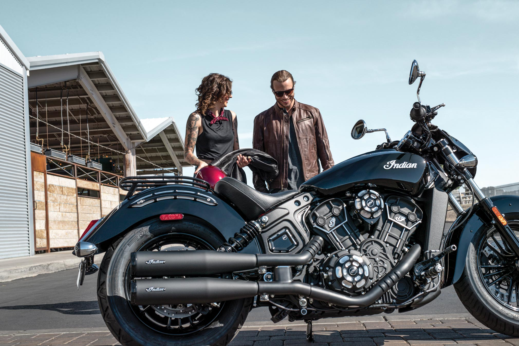 2020 indian scout sixty guide total