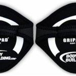 Bodybuilding.com Accessories GRIPAD Lifting Gloves – Black