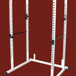 Super Power Rack -attachments can be added