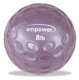 Empower Fingertip Grip Medicine Ball with DVD