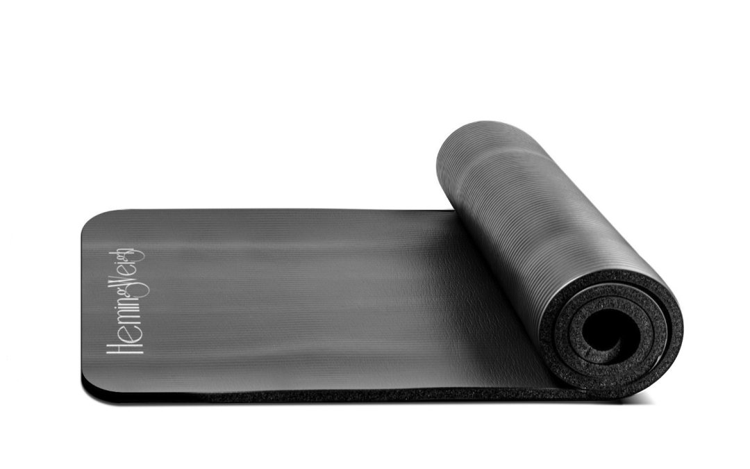 HemingWeigh Extra Thick Foam Exercise Mat