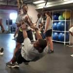 TRX Tactical Gym