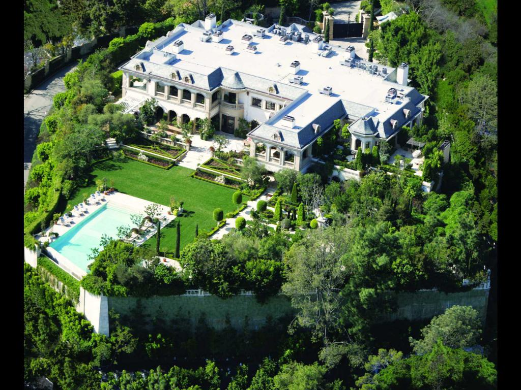 Stunning Property In Bel Air 85000000 A Stately