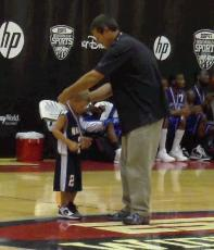 5-Year-Old Wins Under-19 Basketball Title (Video) | Total ...