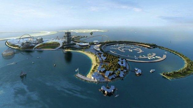 Real Madrid Is Building A Billion Dollar Island Resort In The United Arab Emirates Video