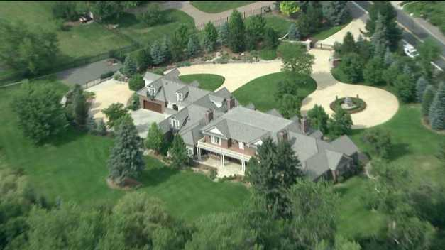 Peyton Mannings New House Colorado