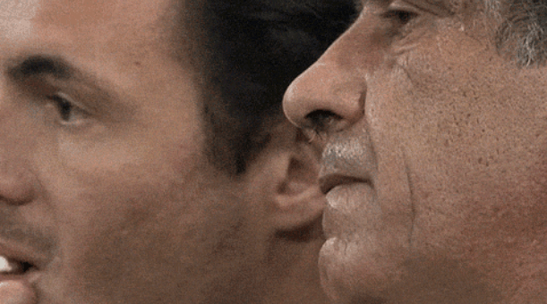 The Biggest Story Of The 2014 World Cup Is Probably The Greek Coachs Nose Hair Photos Total