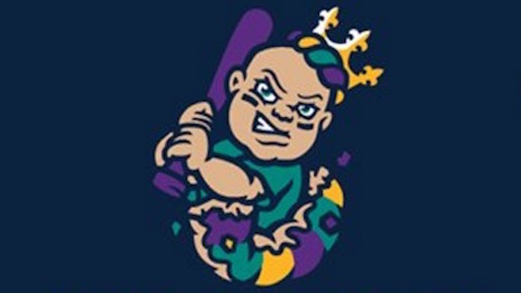 Total Pro Sports New Orleans Baby Cakes