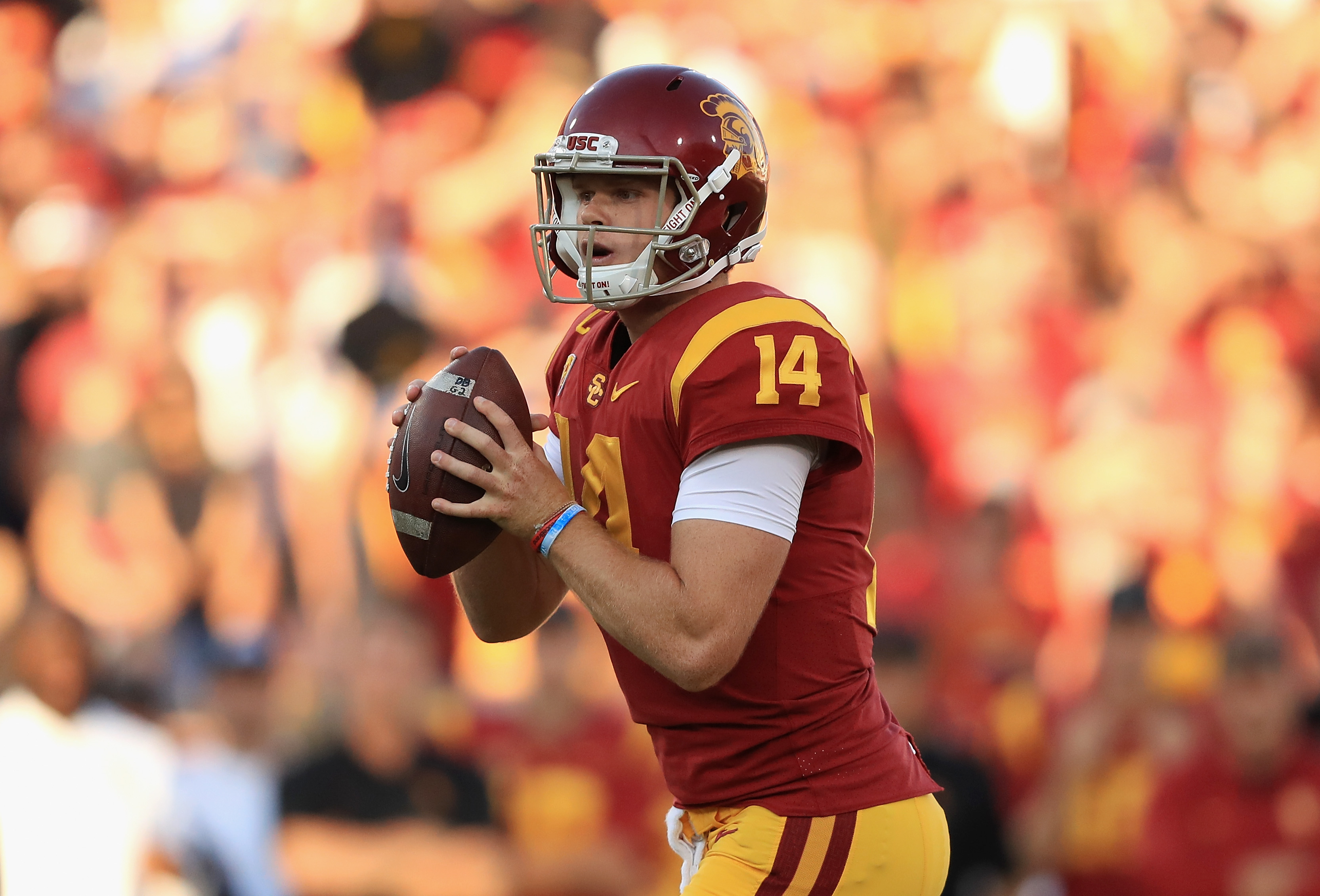 Image result for Sam Darnold Browns