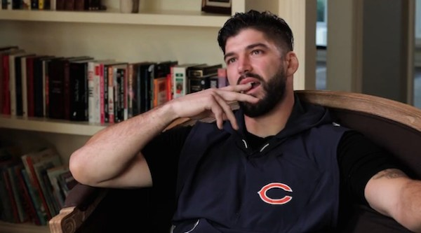 Total Pro Sports Zach Miller Talks About Injury in ...