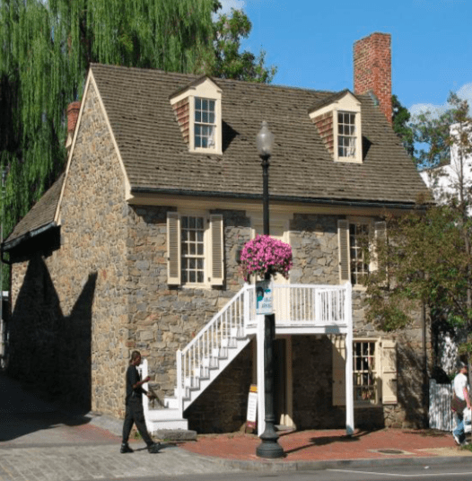 Old Stone House Restored - Total Restoration Services