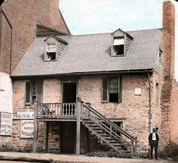 Old Stone House - Total Restoration Services