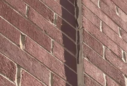 Bulging Wall - Total Restoration Services