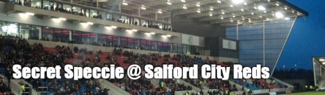 Secret Speccie - Salford