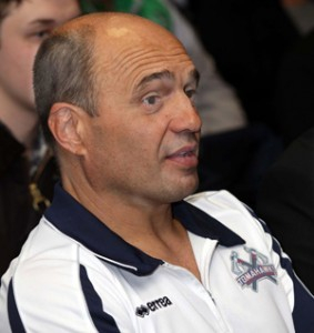Terry Matterson successfully appealed the suspension of Haveatama Luani. ©RLPhotos.com
