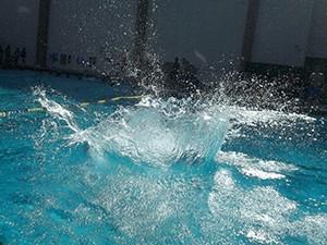Pool-splash