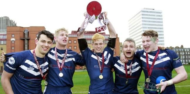Oxford players celebrate