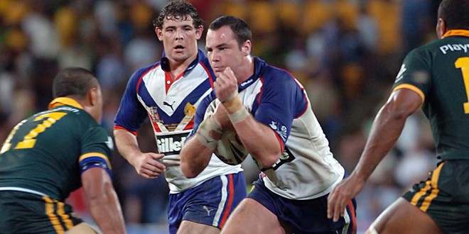Rugby league: Great Britain to return to action