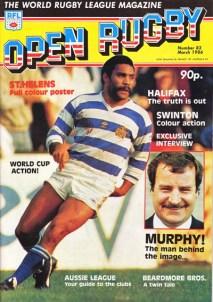 #83 Mar 1986