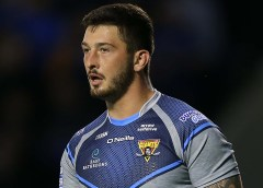 Huddersfield forward among new England Knights inclusions