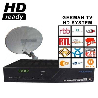 german tv sys