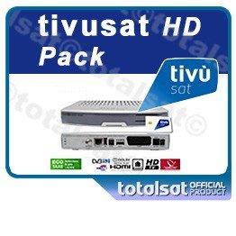 Tivusat HD Box