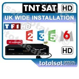 French TNTSAT HD Basic Box