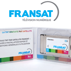 Fransat TNT Cam HD for TV