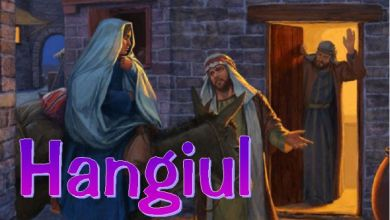 Photo of Hangiul