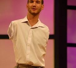 Photo of Nick Vujicic va susține o conferința în România