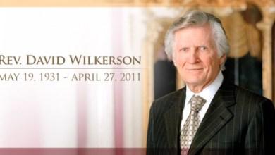 Photo of David Wilkerson a trecut în veşnicie