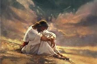"Photo of ""Suntem doar noi doi în inima ta"" – Isus"