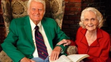 Photo of Noua carte a lui Billy Graham