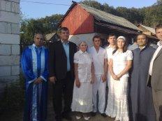 Primul Botez in Sterpoaia, Gorj