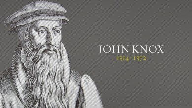 Photo of John Knox