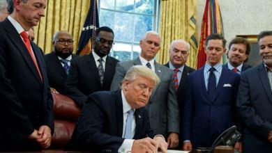 Photo of Președintele Trump declară duminca ca zi națională de rugăciune pentru victimele uraganului Harvey