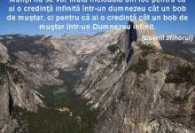 Photo of Credința care mută munții sau îi ocolește