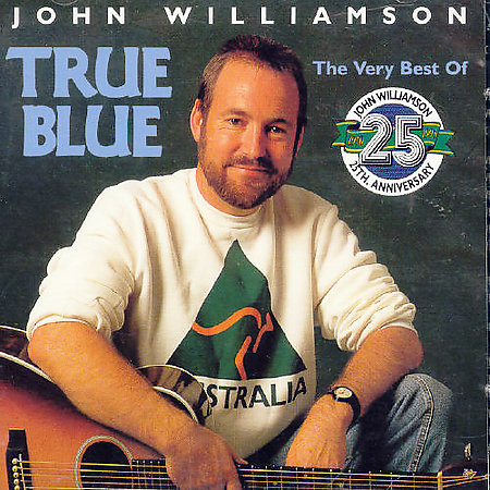 John Williamson Backing Track by Total Sound for Instant ...