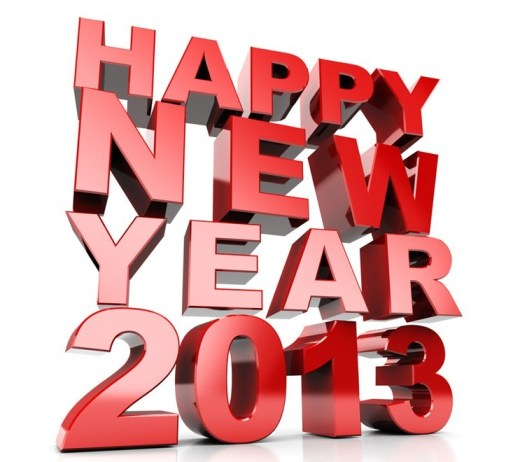 2012 was a great year.  How about some new year resolutions?