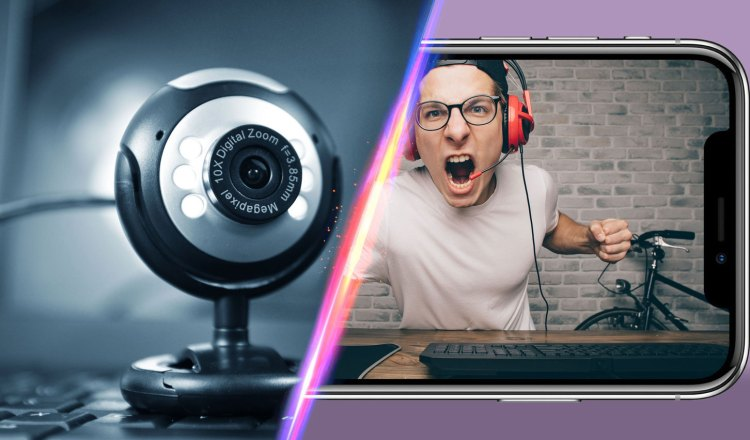 How to use your iPhone as a webcam for streaming – Total