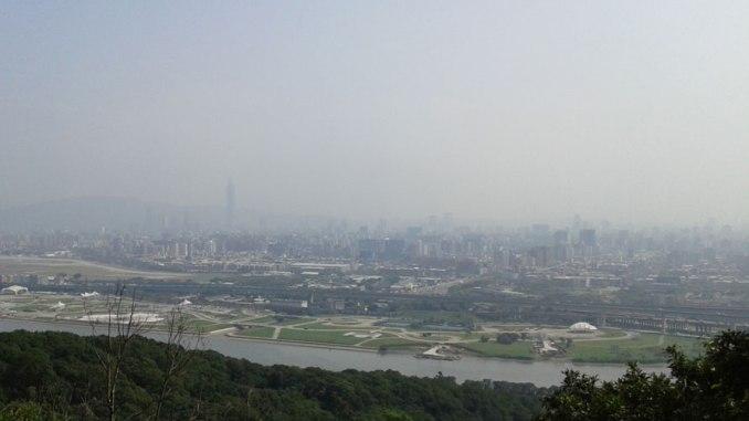 air pollution taipei