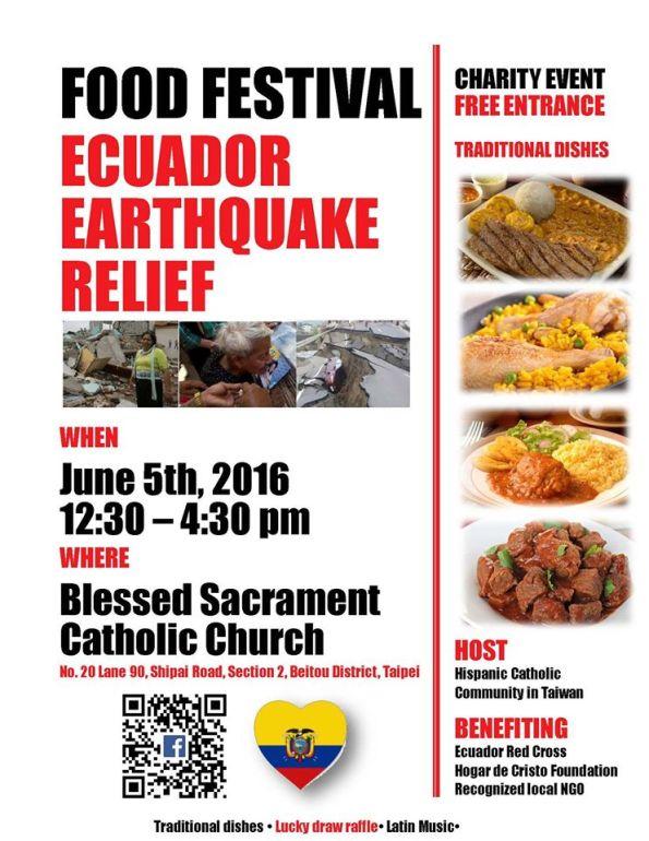 ecuador food festival