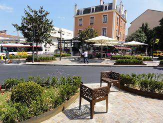 Grande rue d'Oullins