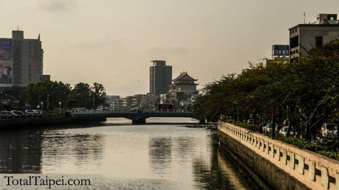 Anping Canal Tainan