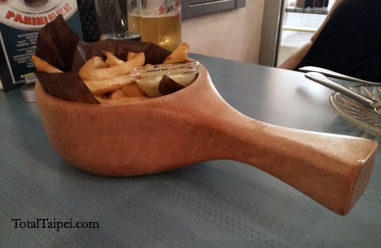 toasteria fries