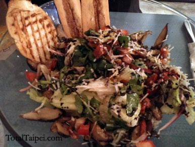 taosteria salad