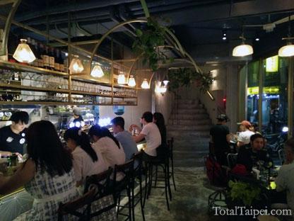 toasteria cafe yongkang