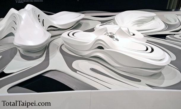 Check Out Zaha Hadid S Designs At Songshan Park Total Taipei