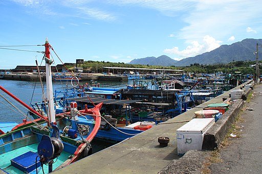 taiwan fishing boats