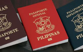 philippine passports